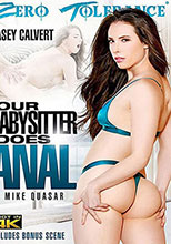 OUR BABYS ITTER DOES ANAL BY MILE QUASAR